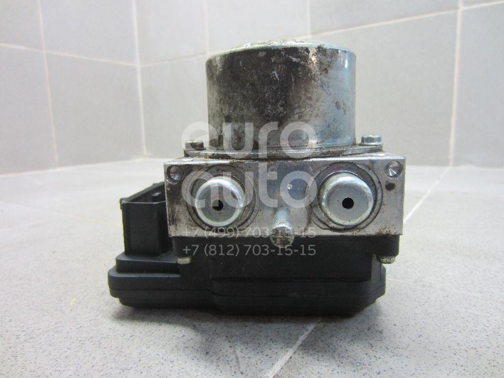 Купить Блок ABS (насос) Nissan Juke (F15) 2011-; (476601KC1B)