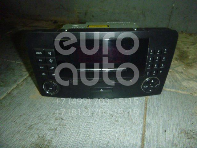 Купить Магнитола Mercedes Benz GL-Class X164 2006-2012; (1648208289)
