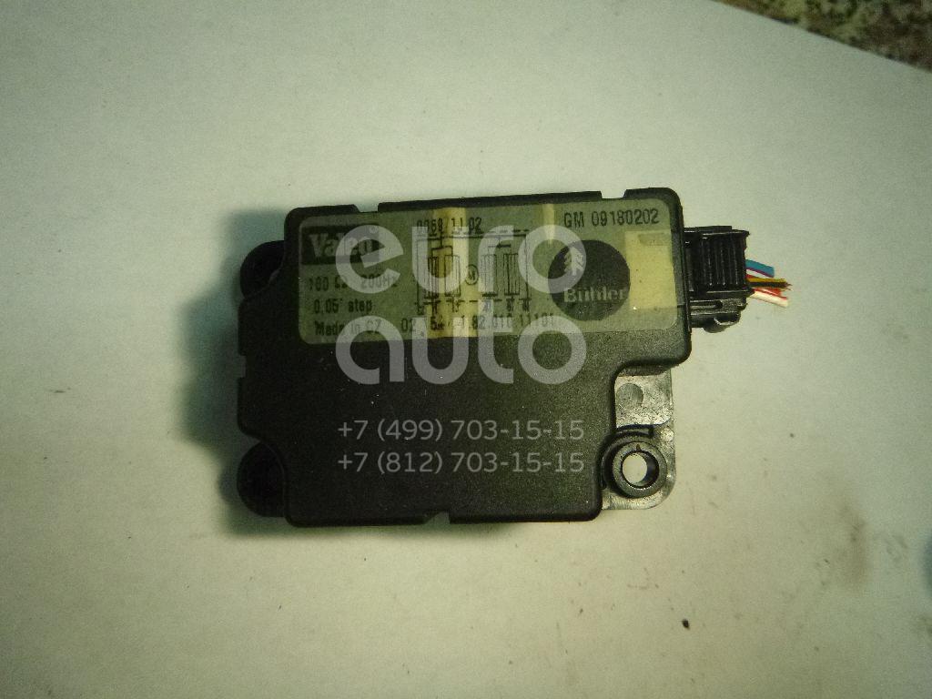 Купить Моторчик заслонки отопителя Opel Vectra C 2002-2008; (9180202)