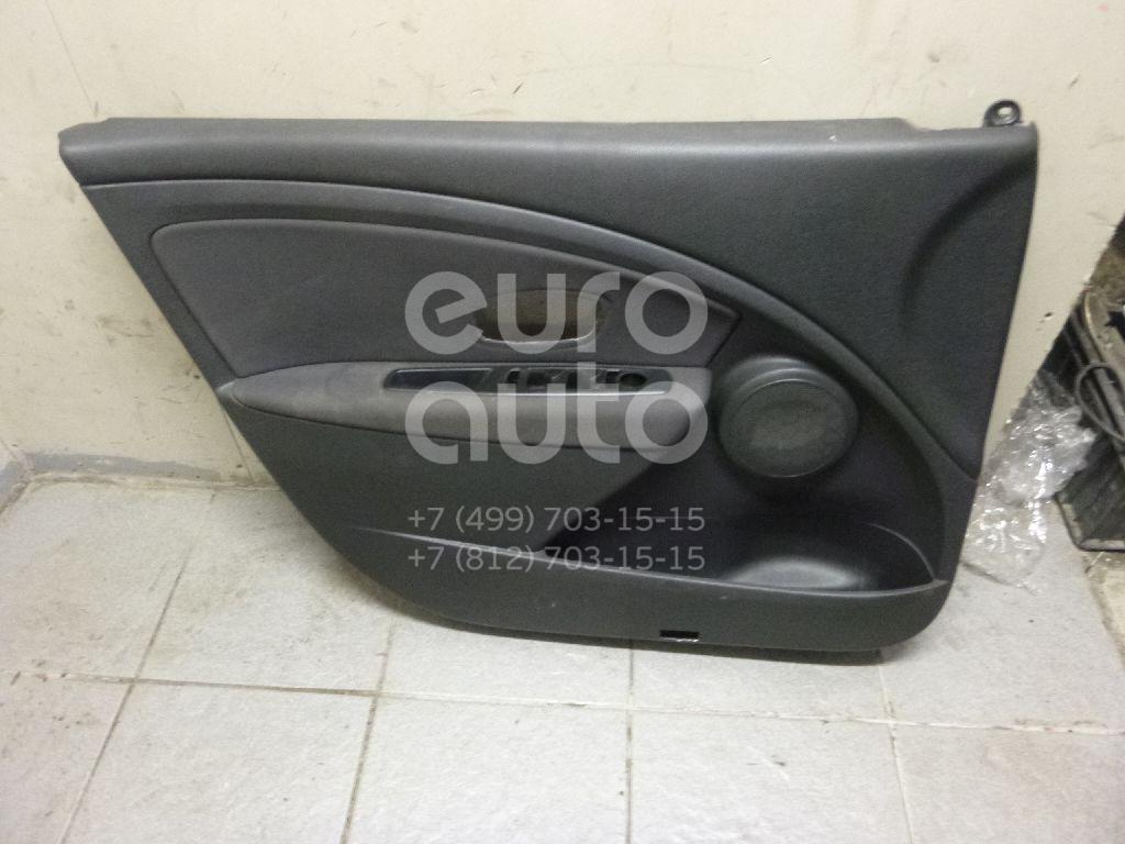 Купить Обшивка двери передней левой Renault Fluence 2010-; (809010483R)