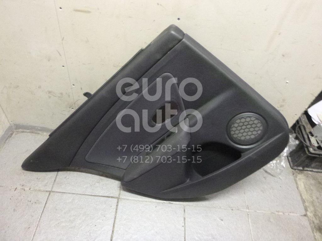Обшивка двери задней левой Renault Fluence 2010-; (829A10210R)  - купить со скидкой