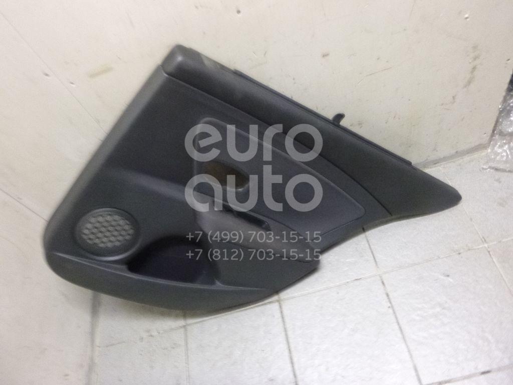 Купить Обшивка двери задней правой Renault Fluence 2010-; (829A00197R)