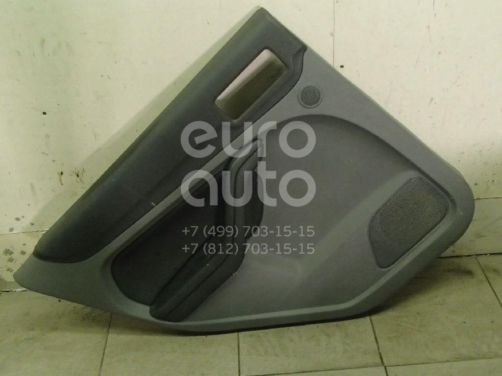 Купить Обшивка двери задней левой Ford Focus II 2008-2011; (8M51A27407CC1E1B)