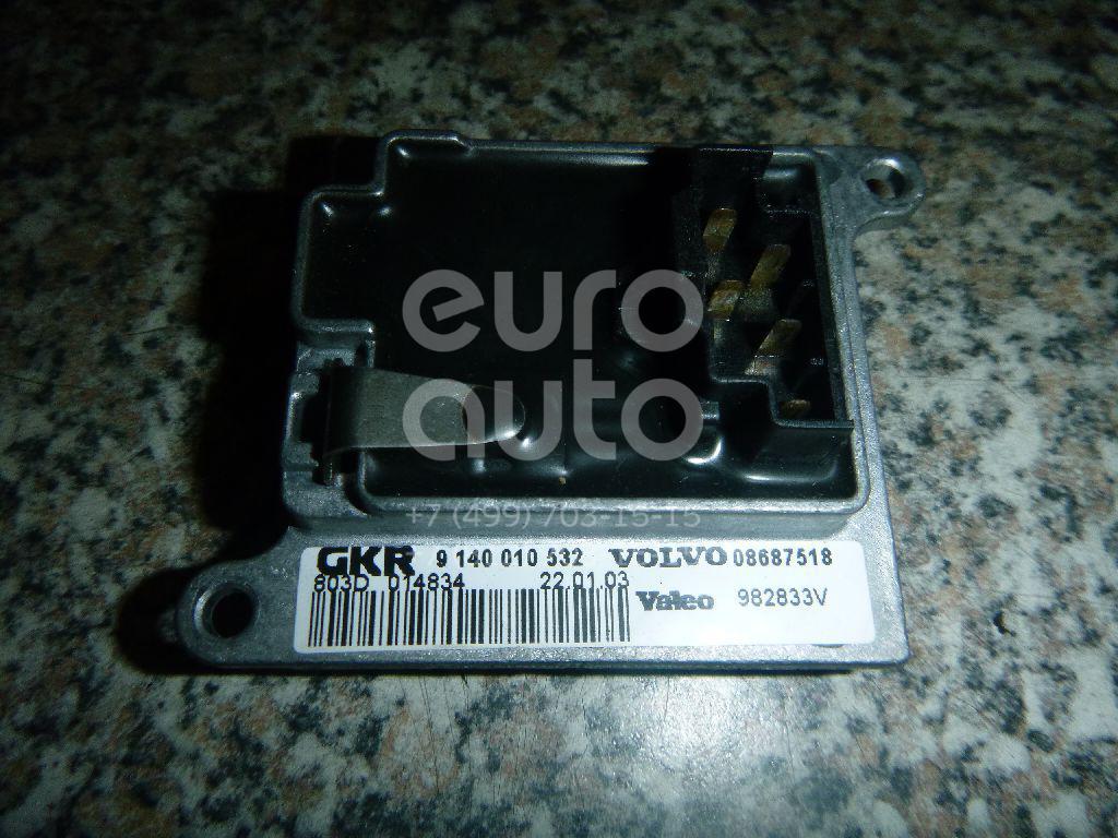 Купить Резистор отопителя Volvo XC90 2002-2015; (8687518)