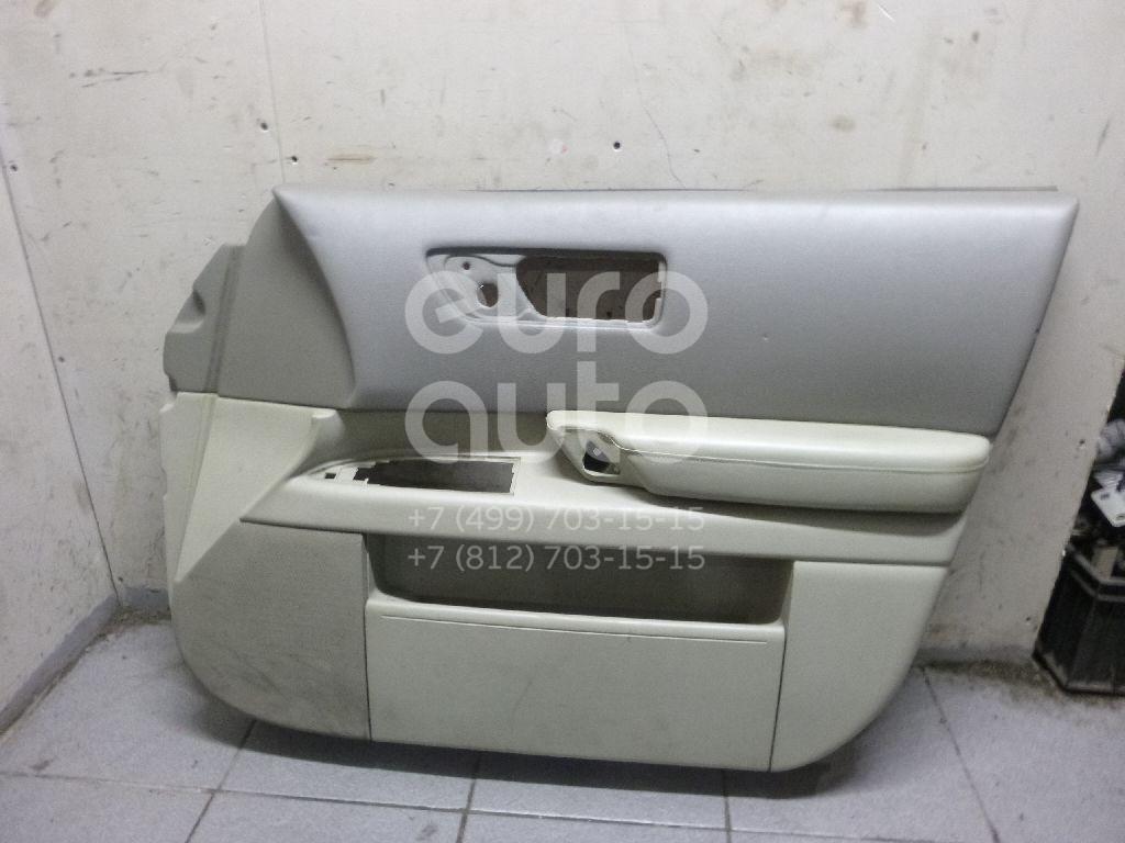 Обшивка двери передней правой Infiniti FX (S50) 2003-2007; (80900CG067)  - купить со скидкой