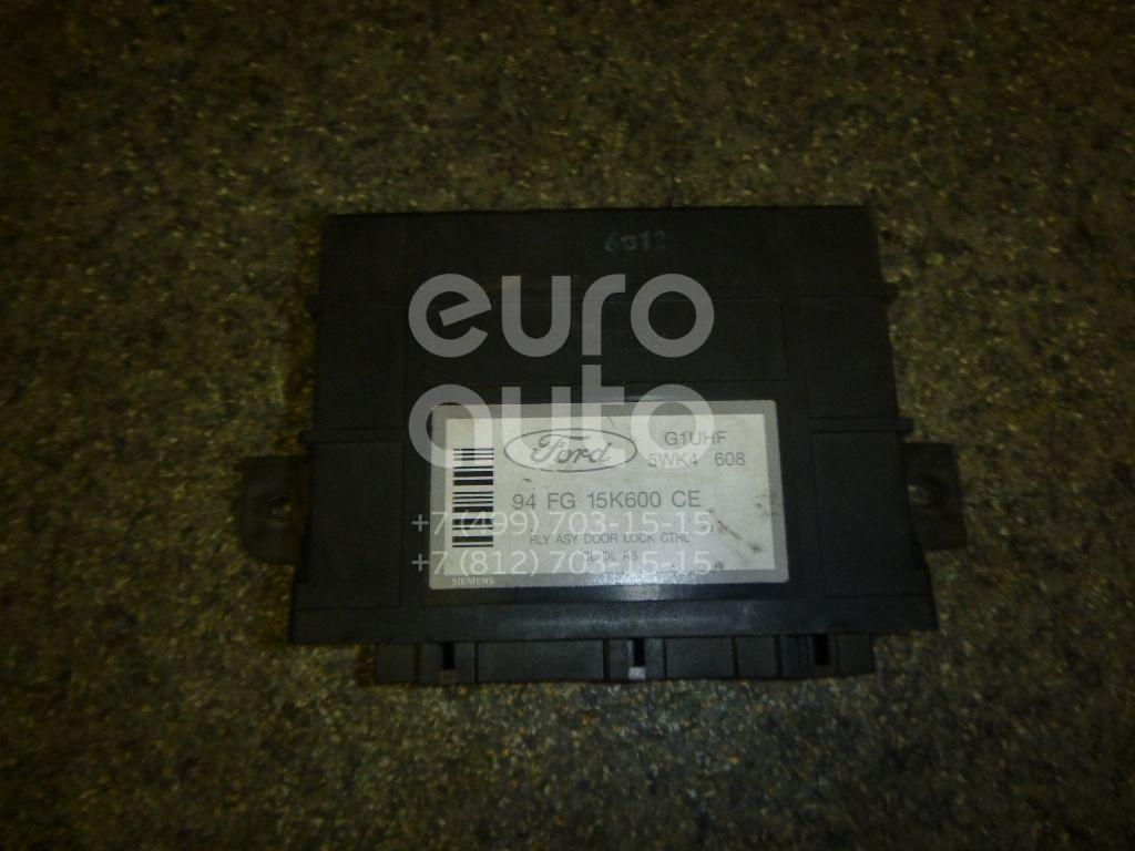 Купить Блок комфорта Ford Escort/Orion 1995-2001; (94FG15K600CE)