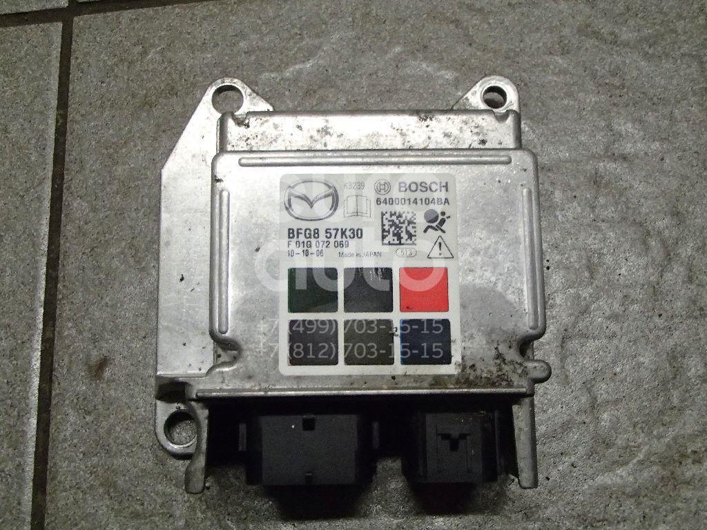 Купить Блок управления AIR BAG Mazda Mazda 3 (BL) 2009-2013; (BFG857K30)