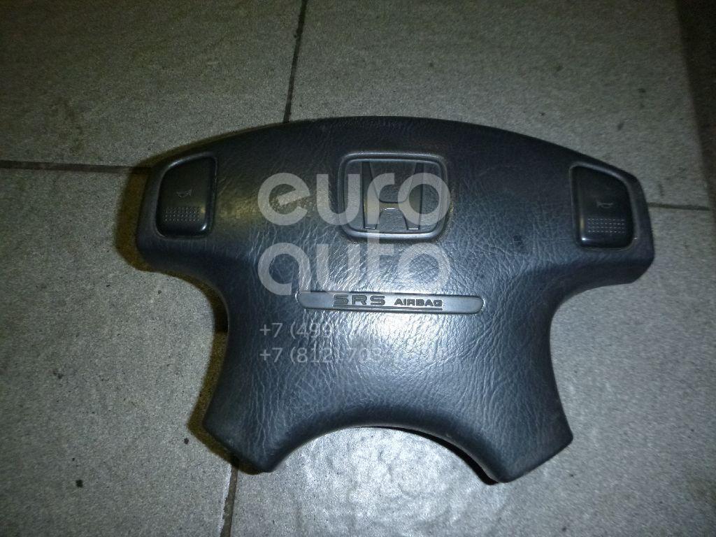 Подушка безопасности в рулевое колесо Honda Accord VI 1998-2002; (06770S1AE80ZA)  - купить со скидкой
