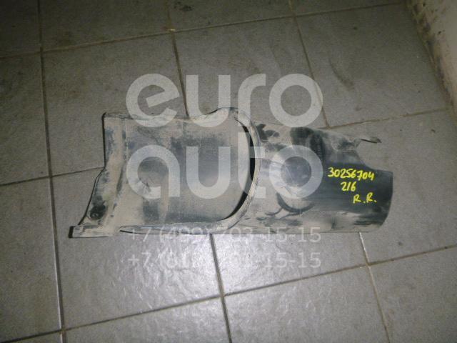 Купить Пыльник (п.з.к.) Mercedes Benz W216 CL coupe 2006-2014; (2216980230)