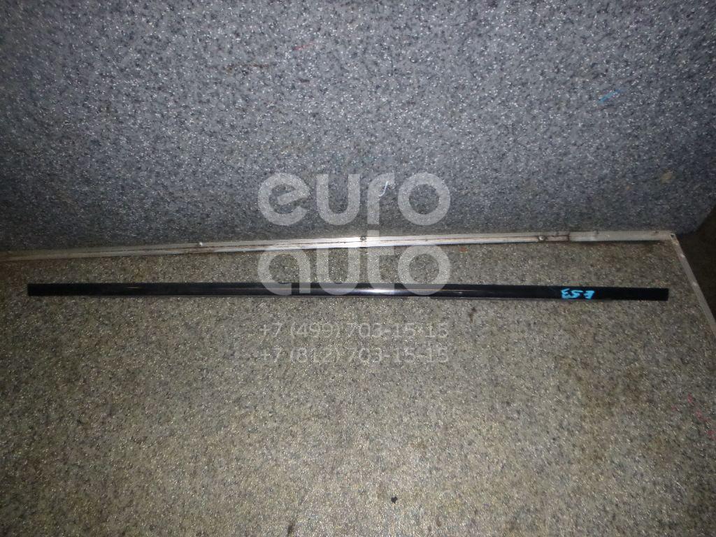 Купить Накладка стекла заднего правого BMW X5 E53 2000-2007; (51348257704)