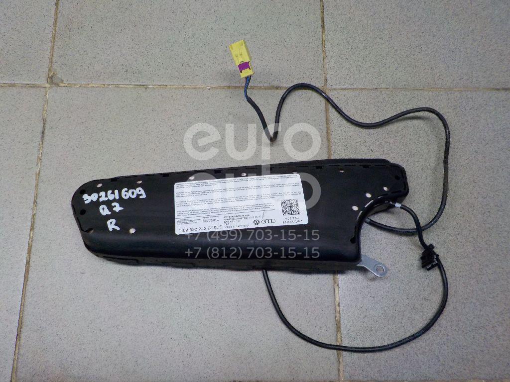 Купить Подушка безопасности боковая (в сиденье) Audi Q7 [4L] 2005-2015; (4L0880242B)