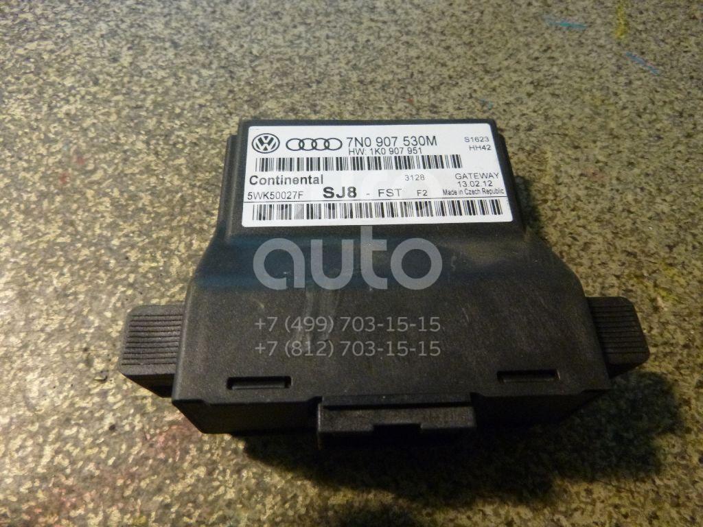 Купить Блок электронный Skoda Octavia (A5 1Z-) 2004-2013; (7N0907530M)