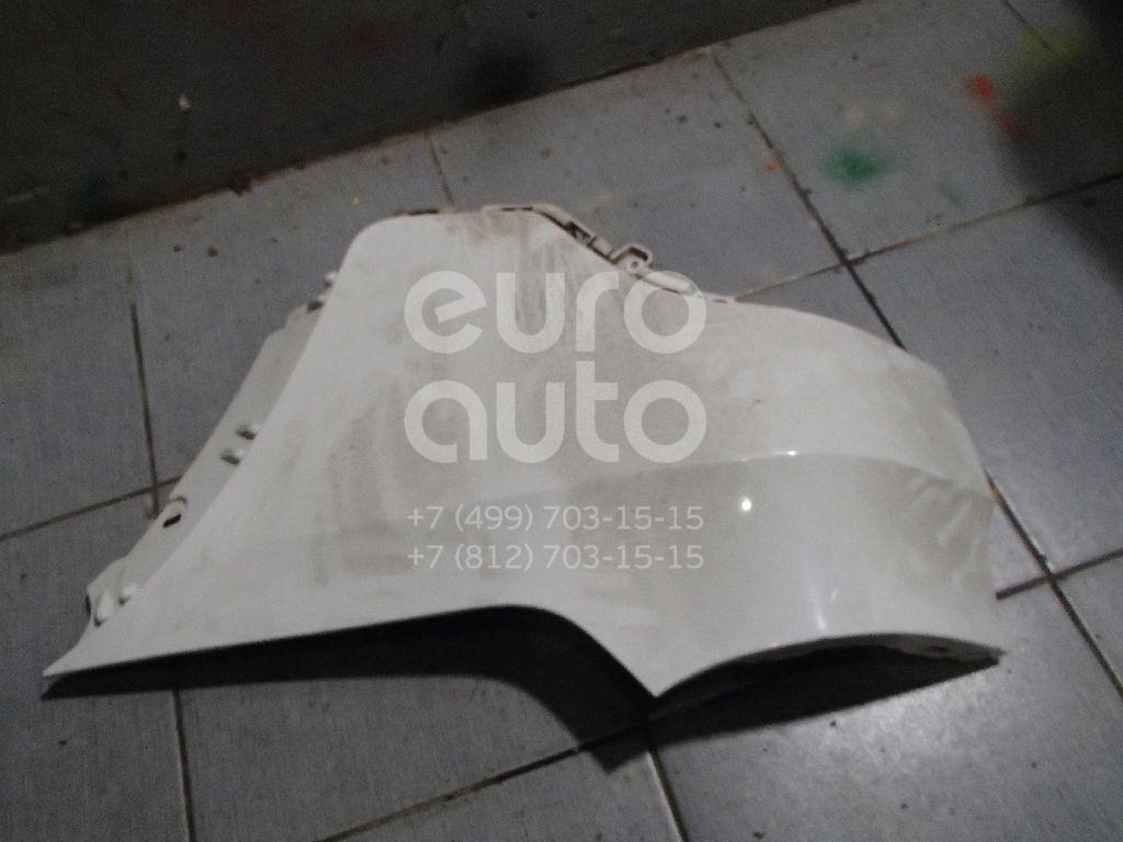 Купить Накладка заднего бампера левая BMW X5 E70 2007-2013; (51127158439)
