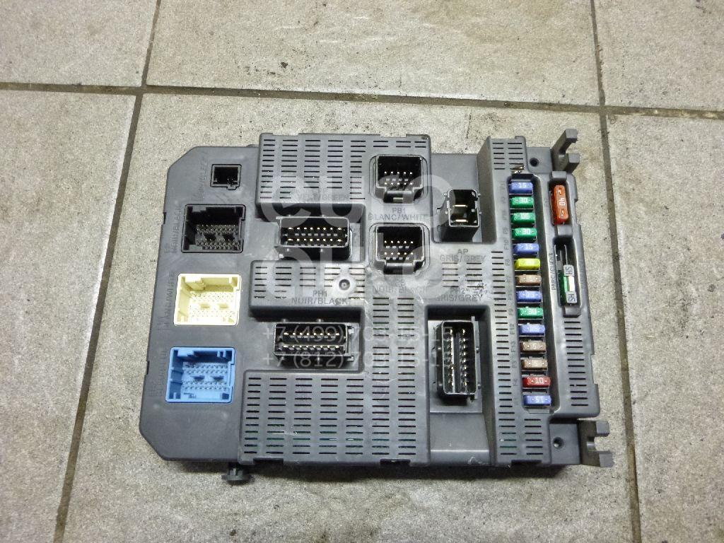 Купить Блок предохранителей Citroen C4 2005-2011; (6580QK)