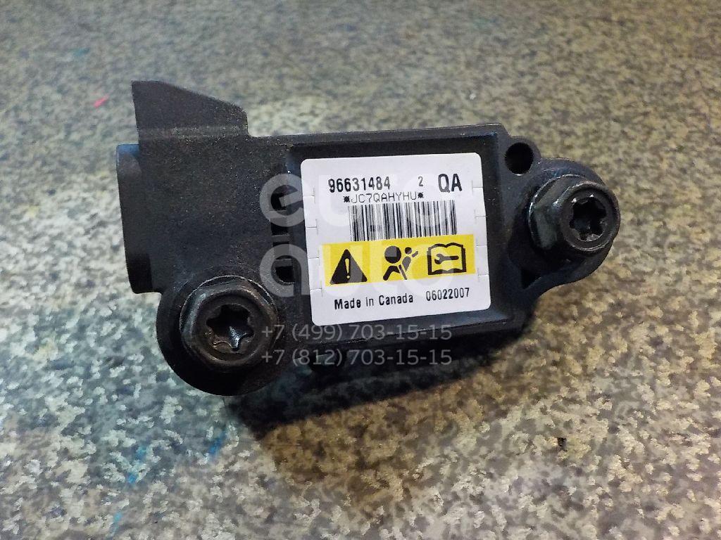 Датчик AIR BAG Chevrolet Captiva (C100) 2006-2010; (96631484)  - купить со скидкой