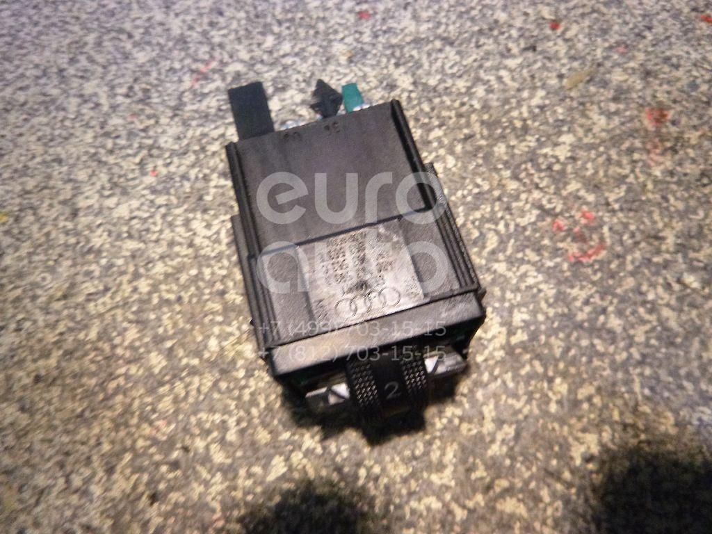 Купить Кнопка обогрева сидений Audi A6 [C5] 1997-2004; (4B0963563C)