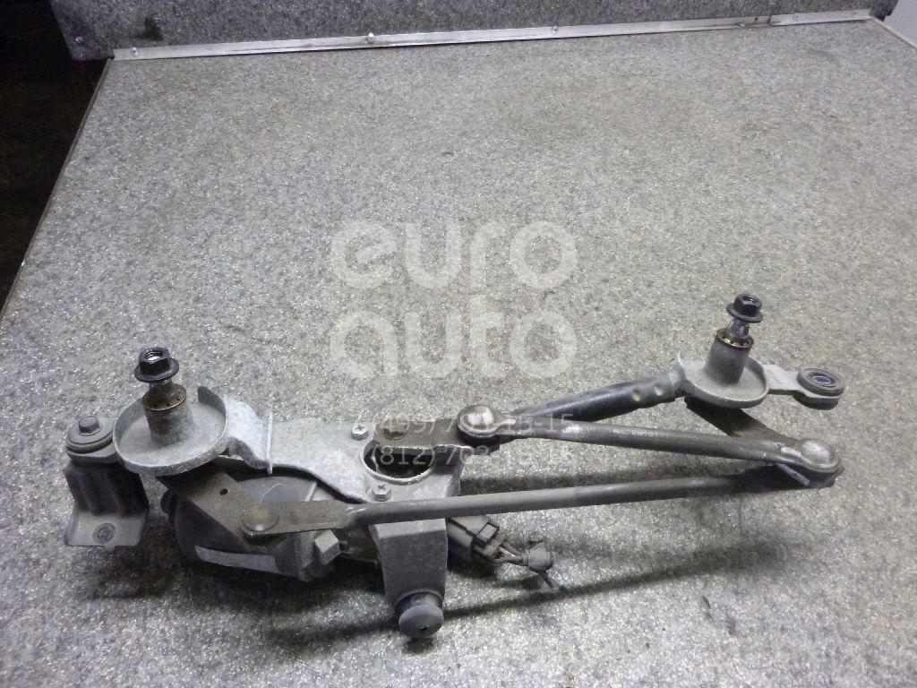 Трапеция стеклоочистителей Hyundai i30 2012-; (98120A5000)  - купить со скидкой
