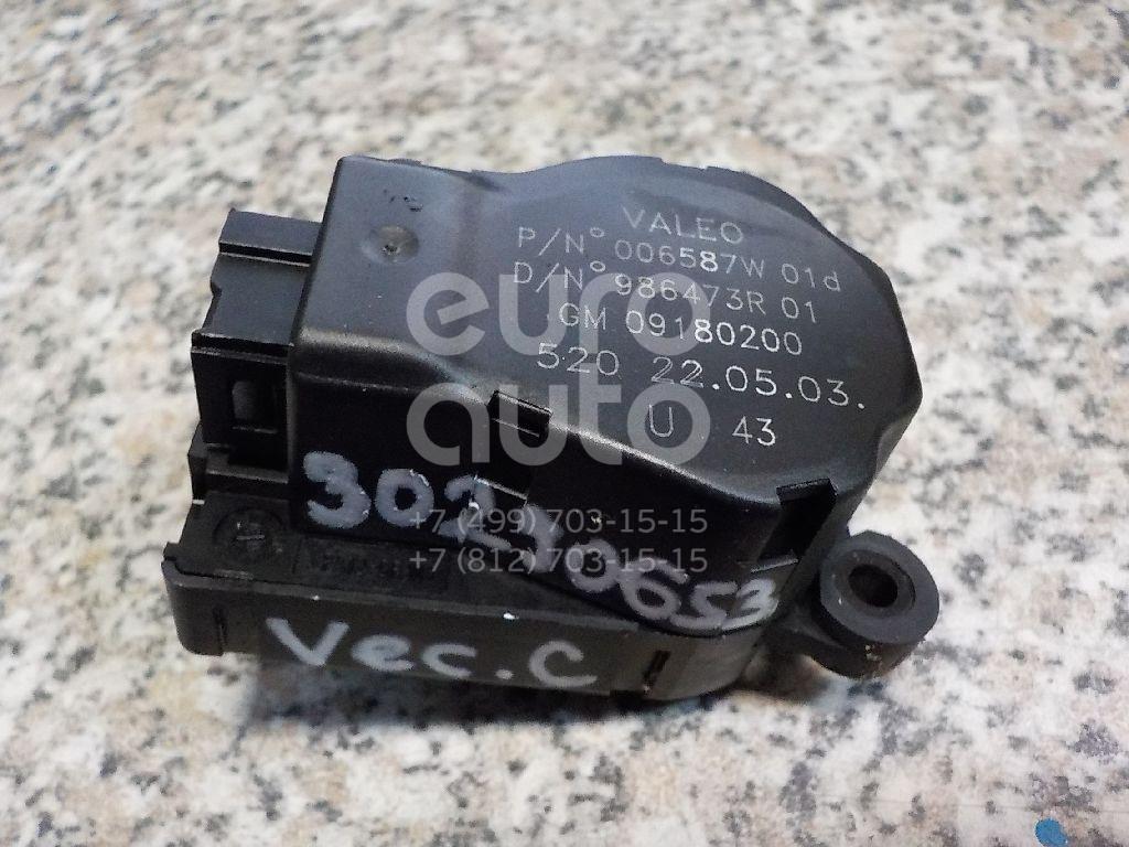 Купить Моторчик заслонки отопителя Opel Vectra C 2002-2008; (9180200)