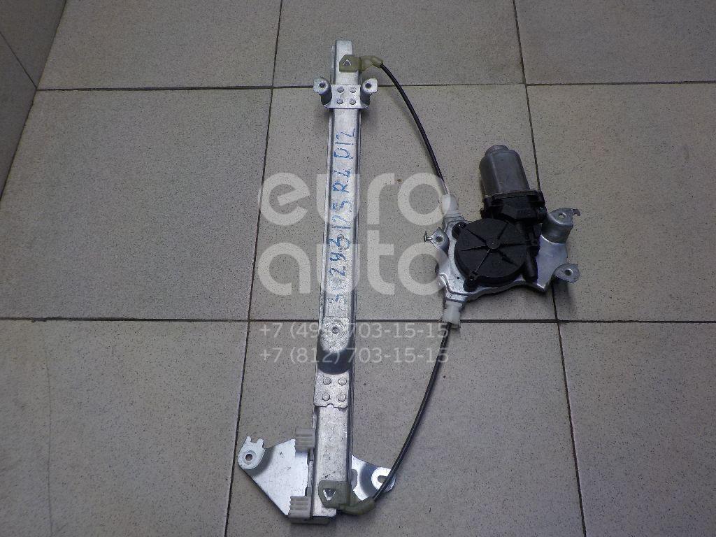 Купить Стеклоподъемник электр. задний левый Nissan Primera P12E 2002-2007; (82701AV610)