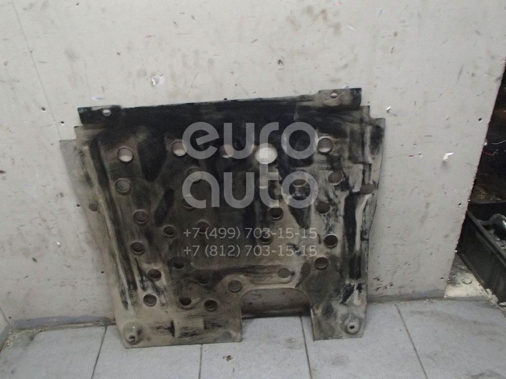 Купить Защита картера Opel Astra J 2010-; (0212158)
