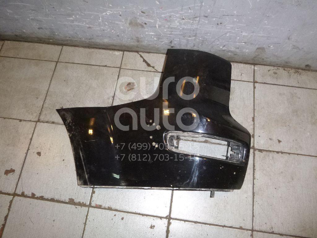 Купить Накладка заднего бампера левая Mitsubishi Outlander XL (CW) 2006-2012; (6410A217XA)
