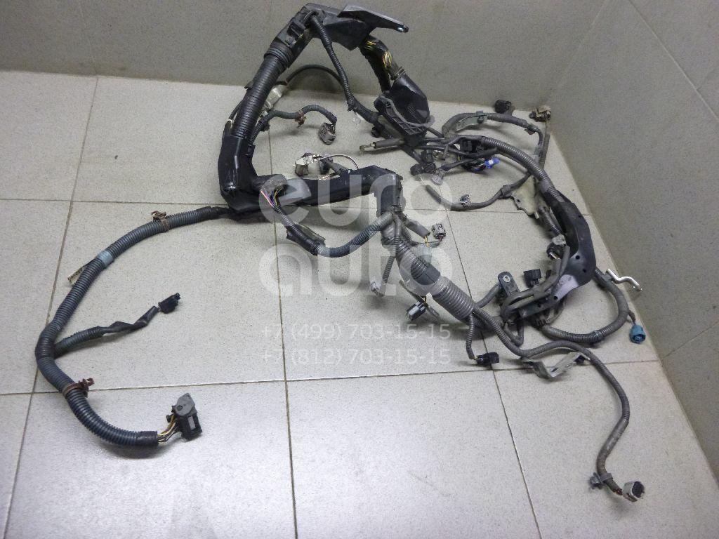 Купить Проводка (коса) Toyota RAV 4 2013-; (8212142C20)