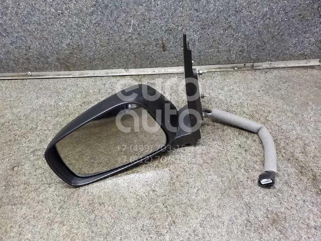 Купить Зеркало левое электрическое Nissan Navara (D40) 2005-2015; (96302EB110)