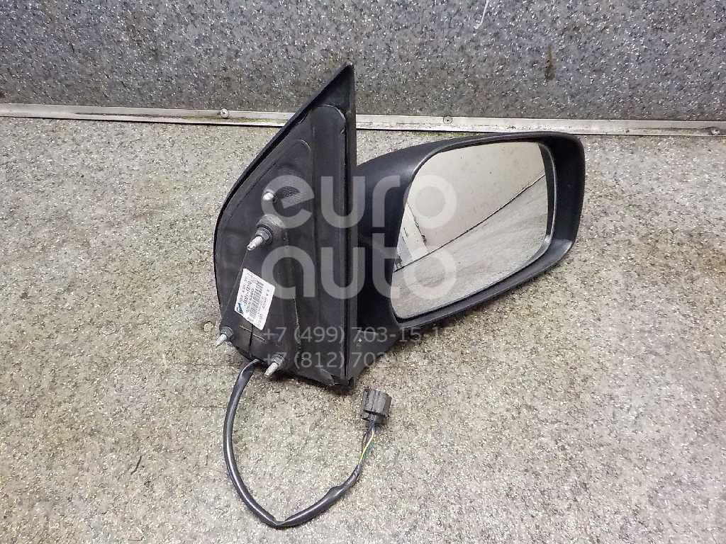 Купить Зеркало правое электрическое Nissan Navara (D40) 2005-2015; (96301EB110)