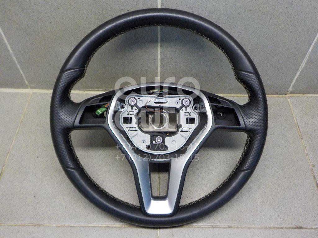 Купить Рулевое колесо для AIR BAG (без AIR BAG) Mercedes Benz A180/200/250 W176 2012-; (21846020189E38)
