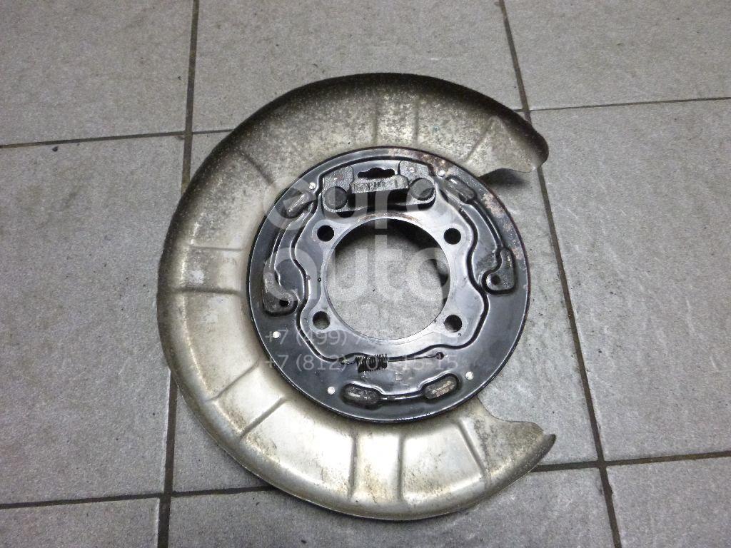 Купить Щит опорный задний правый Kia Quoris 2012-; (582703T500)