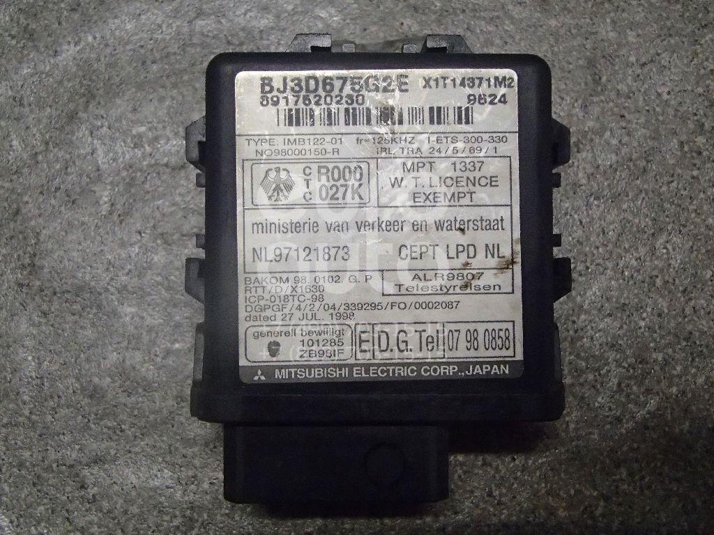Купить Блок электронный Mazda Premacy (CP) 1999-2004; (BJ3D675G2E)