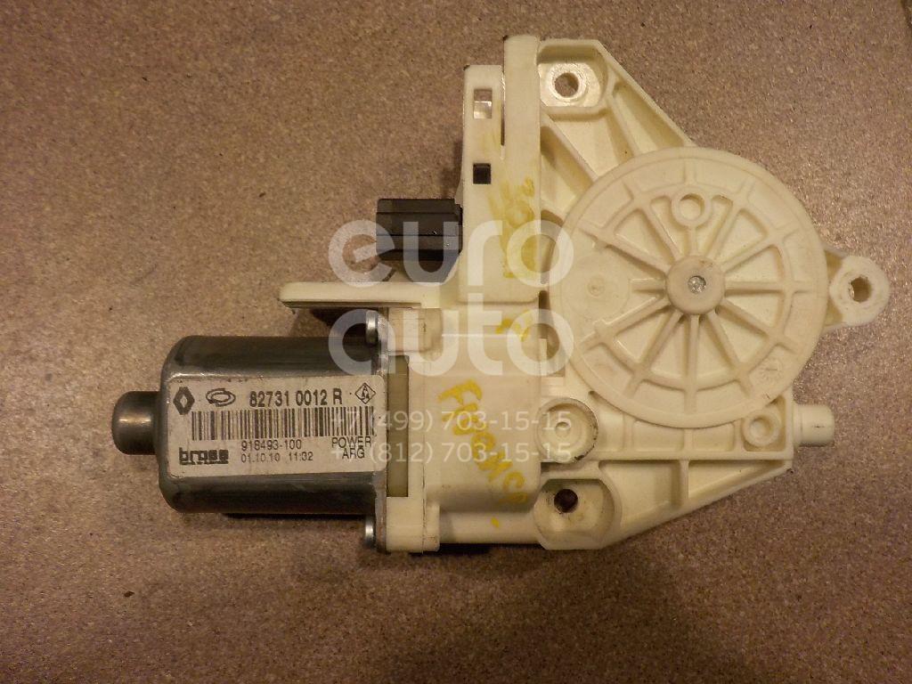 Купить Моторчик стеклоподъемника Renault Fluence 2010-; (827310012R)