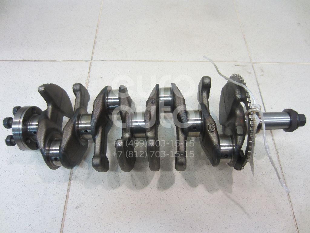 Купить Коленвал Mazda CX 5 2012-; (PE0211300A)