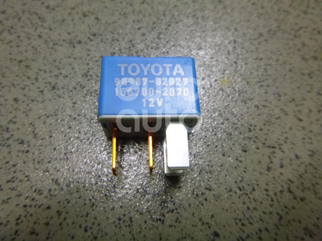 Купить Реле Toyota RAV 4 2013-; (9098702027)