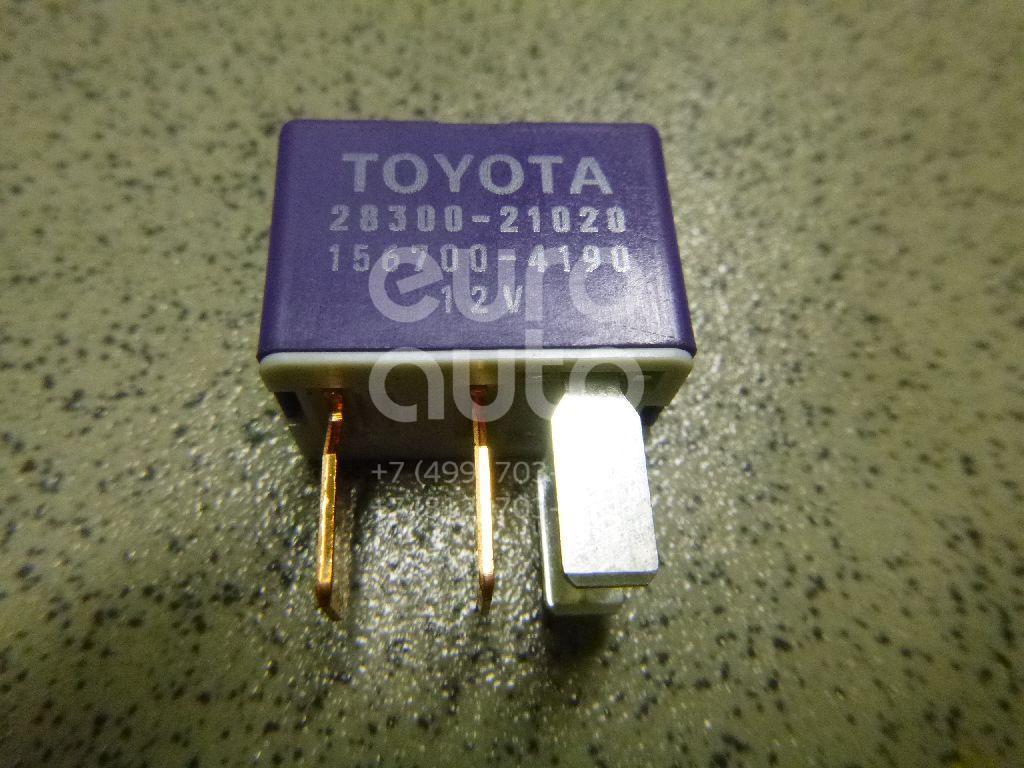 Купить Реле Toyota RAV 4 2013-; (2830021020)