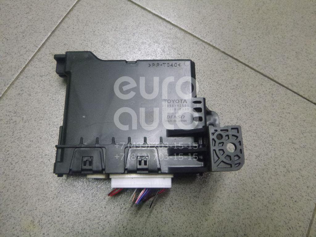Купить Блок электронный Toyota RAV 4 2013-; (8865042551)
