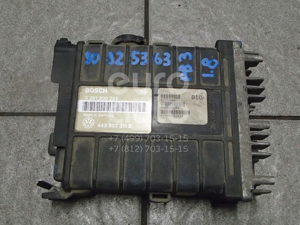 Купить Блок управления двигателем VW Passat [B3] 1988-1993; (443907311B)