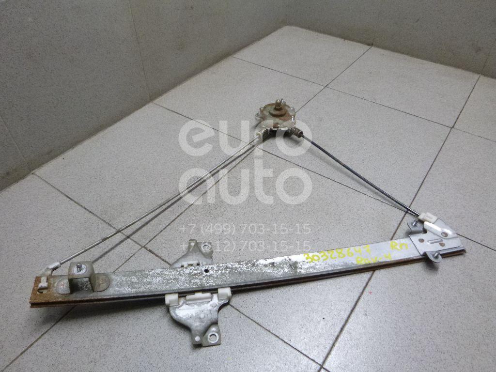 Купить Стеклоподъемник механ. передний правый Toyota RAV 4 1994-2000; (6981042020)
