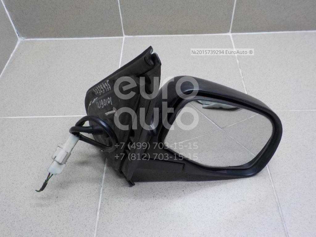Купить Зеркало правое электрическое Ford America Explorer 2001-2011; (1L2Z17682AAA)