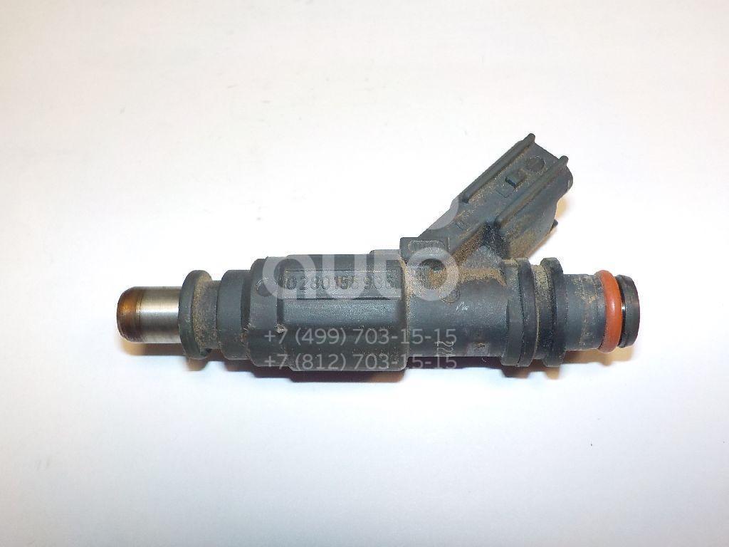 Купить Форсунка инжекторная электрическая Toyota Corolla E12 2001-2007; (232500D020)