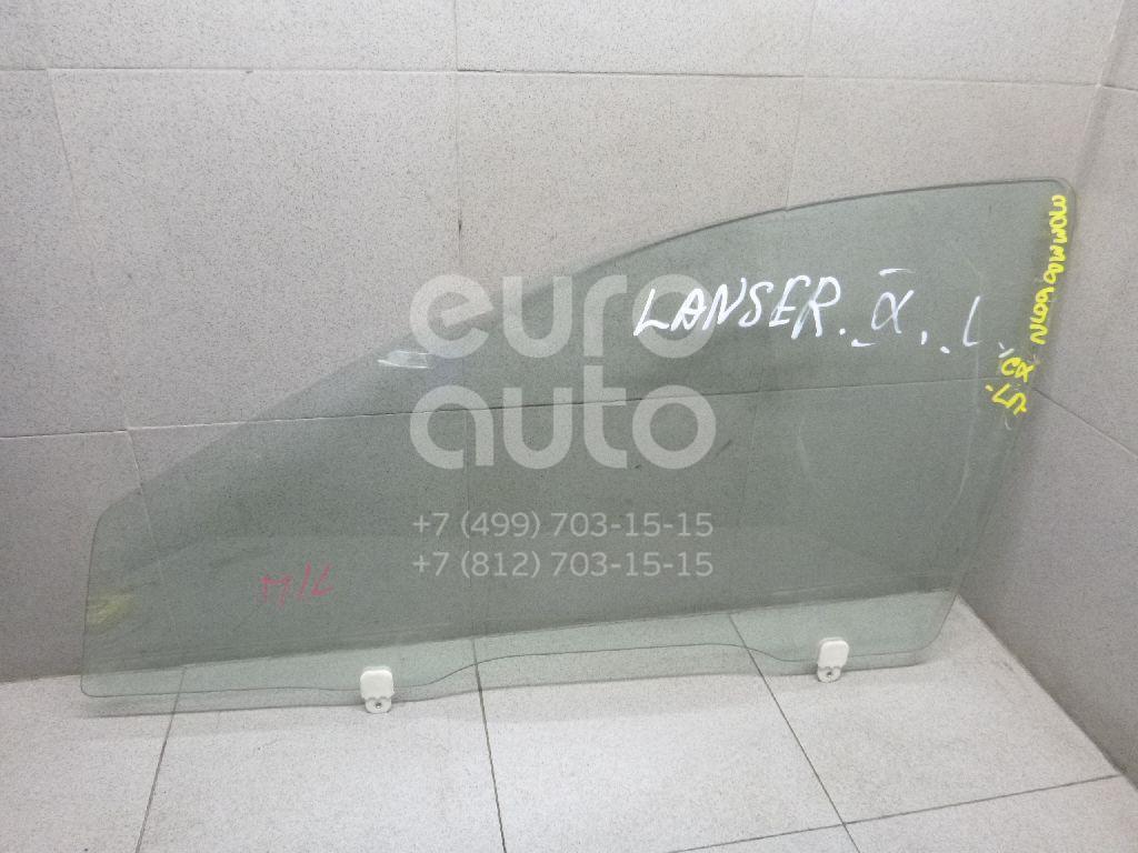 Купить Стекло двери передней левой Mitsubishi Lancer (CX, CY) 2007-; (5706A017)