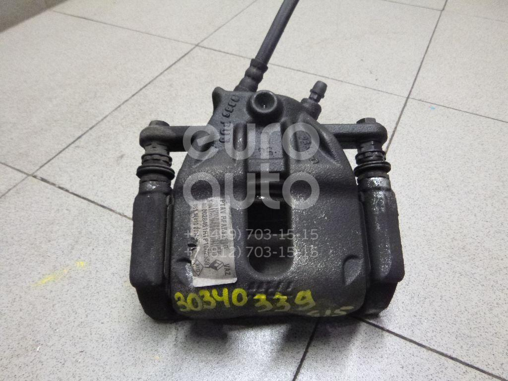 Купить Суппорт передний левый Nissan Almera (G15) 2013-; (4101100Q0F)