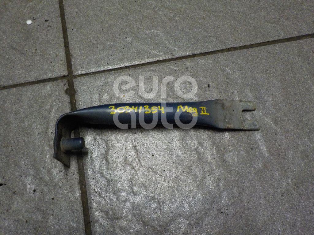 Купить Кронштейн крепления крыла Renault Megane II 2003-2009; (7782725255)