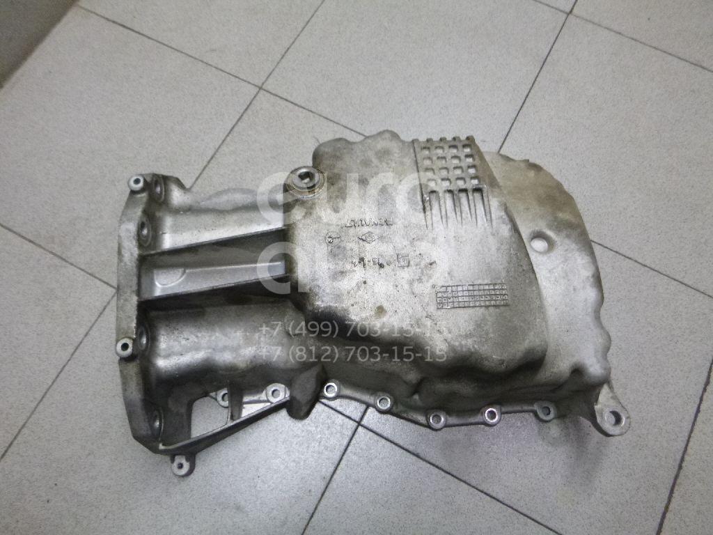 Купить Поддон масляный двигателя Nissan Almera (G15) 2013-; (1111000Q0C)