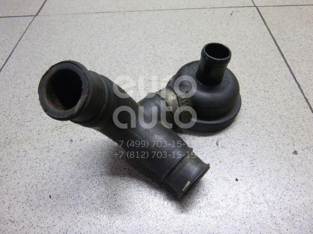 audi a4 2005-2007 замена клапана картерных газов фотоотчет