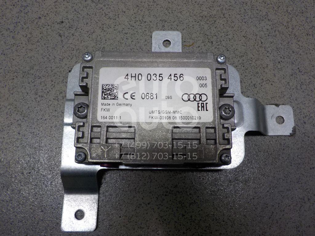 Купить Блок электронный Skoda Octavia (A7) 2013-; (4H0035456)