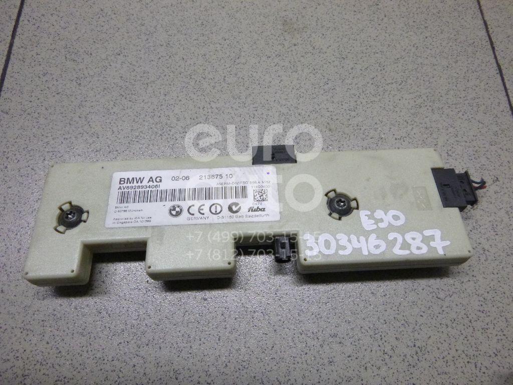 Купить Усилитель BMW 3-серия E90/E91 2005-2012; (65206928934)