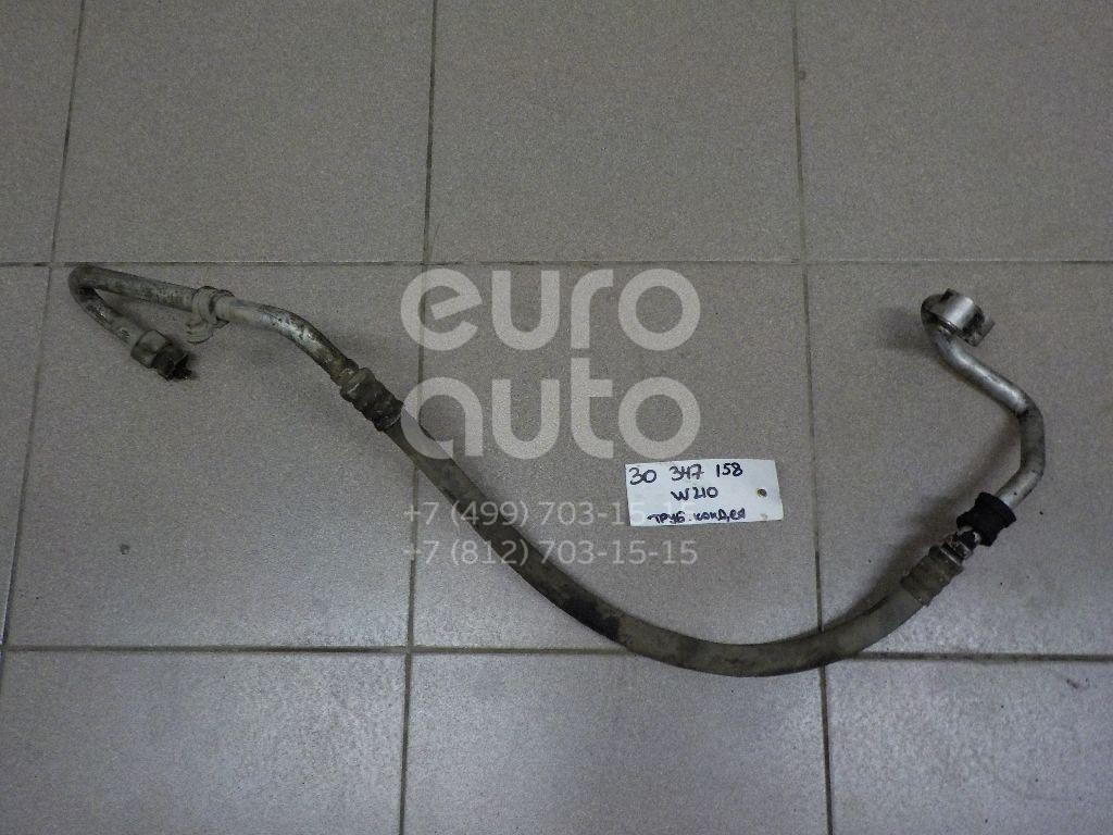 Купить Трубка кондиционера Mercedes Benz W210 E-Klasse 1995-2000; (1112306156)