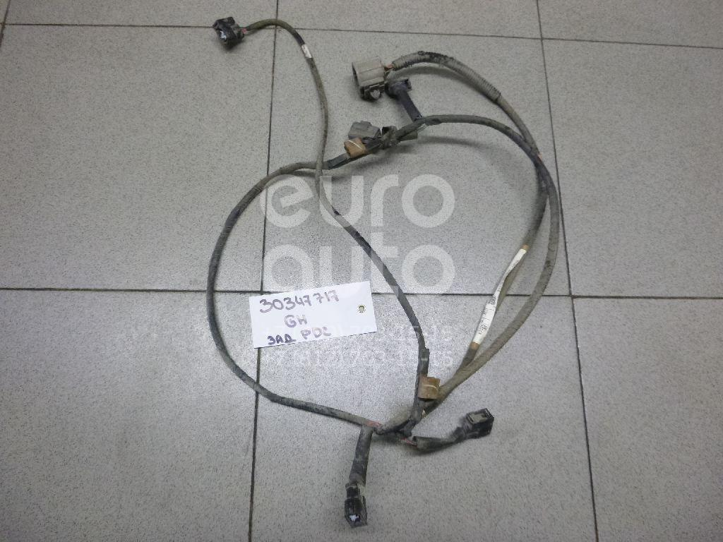 Купить Проводка (коса) Mazda Mazda 6 (GH) 2007-2012; (GS1P67SH1B)