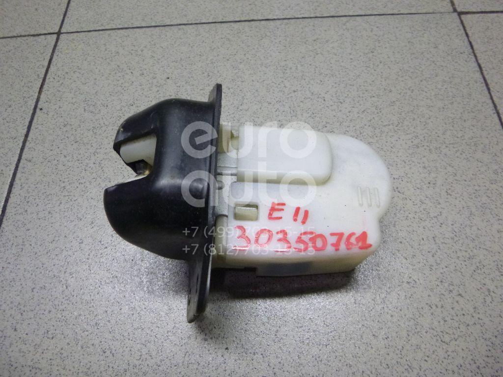 Замок багажника Nissan Note (E11) 2006-2013; (90502EN000)  - купить со скидкой